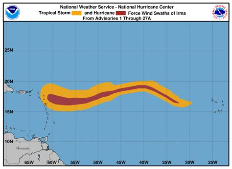 hurricane irma pm update  september