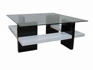 Conforama Table Basse : table basse luna blanc conforama table de lit ~ Teatrodelosmanantiales.com Idées de Décoration