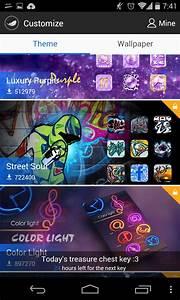 ZERO Launcher – Programmes pour Android