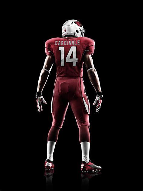 arizona cardinals  nike football uniform nike news