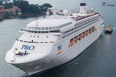 Search Underway For Woman Who Fell From Pu0026O Cruise Ship Pacific Dawn - ABC News (Australian ...