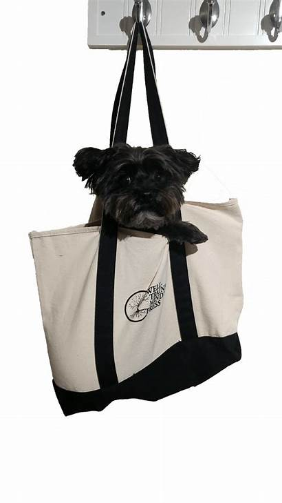 Mind Well Trained Tote Bag Press Blank