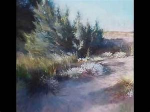 Peindre Au Pastel : paysage au pastel sec youtube ~ Melissatoandfro.com Idées de Décoration