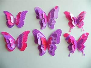 Schmetterling Basteln Papier : schmetterling basteln aus papier my blog ~ Lizthompson.info Haus und Dekorationen