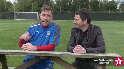 Careoke with Richard Keogh - Coventry City - YouTube