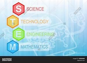STEM Education Background. Science Image & Photo | Bigstock