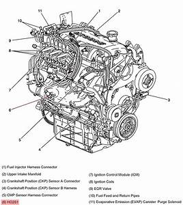 02 Pontiac Montana Engine Diagram  02  Free Engine Image