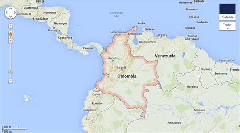 Is Geographical Location by Colombia Geographic Location And Climate Of Colombia