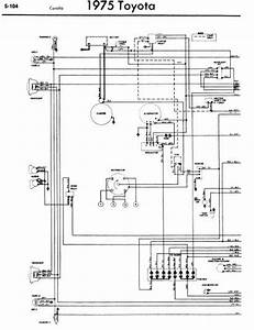 Toyota Corolla Wiring Diagrams Model
