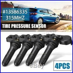 tire pressure monitoring 1994 gmc 3500 club coupe free book repair manuals 4pcs for gmc buick chevrolet tpms tire pressure monitor sensors 315mhz 13586335 tire pressure
