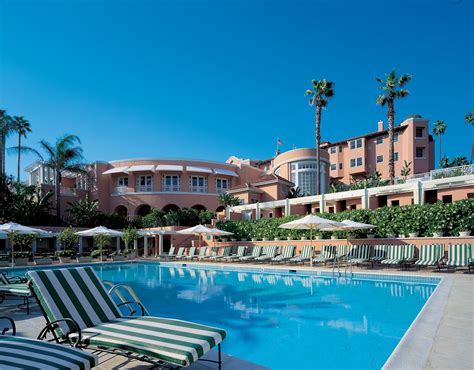 Robert Broad Travel The Beverly Hills Hotel And Bungalows