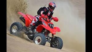 Atv Sand Pit Video - Trx400ex  U0026 Raptor 250