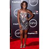 Sloane Stephens Picture 6 - The 2015 ESPYs - Red Carpet Arrivals