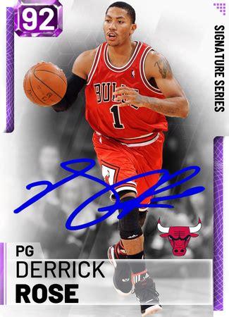 derrick rose nba  custom card kmtcentral