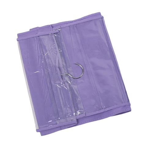 new pocket anti dust clear hanging closet bags organizer