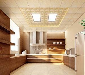 Ceiling designs for kitchens 3D house, Free 3D house