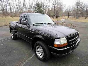 Purchase Used 1999 Ford Ranger Step Side Pickup Truck With
