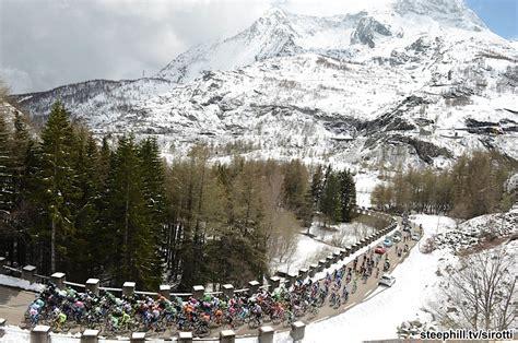 col du mont cenis 2013 giro d italia photos stage 15
