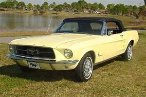 1967 FORD MUSTANG CONVERTIBLE - 89575