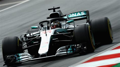 What time does qualifying for the eifel grand prix start? F1 Austria live qualifying, start time: Lewis Hamilton ...