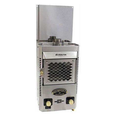 Propane Boat Heater by Dickinson Marine Direct Vent Propane Fireplace Heater