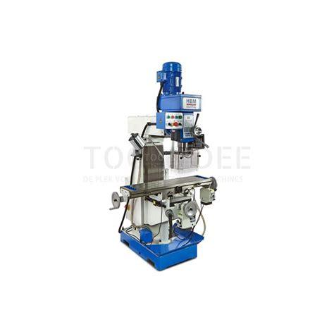 hbm bf  dro professional milling machine toolsideecouk
