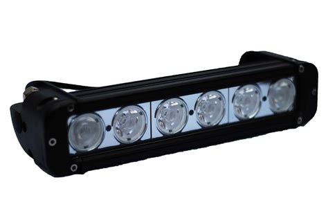 6 led light bar 11 quot 11 inch led light bar 6 10 watt cree led bulbs