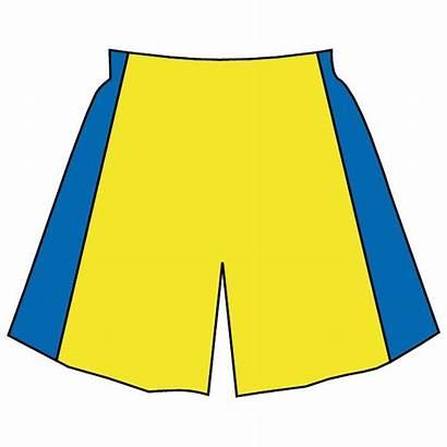 Shorts Clipart Basketball Cartoon Vector Jersey Clip