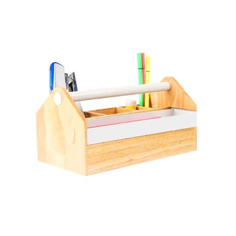 les accessoires de bureau organisateur de bureau en bois design