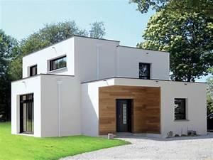 Maison Moderne Et Conomique Dtail Du Plan De Maison