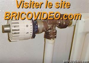 Vanne Thermostatique Pour Radiateur Fonte : r glage robinet thermostatique radiateur froid vanne ~ Premium-room.com Idées de Décoration