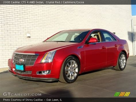 2008 Cadillac Cts Awd by 2008 Cadillac Cts 4 Awd Sedan