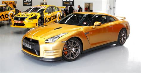gold nissan car nissan cars news gold gt r 39 usain bolt edition 39