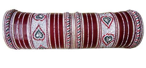 Buy Latest Indian Wedding Chura From Shahi Lehenga