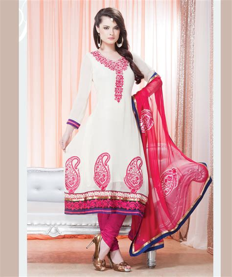 indian salwar kameez     party dresses