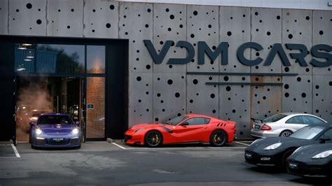 vdm cars exclusive cars service experience