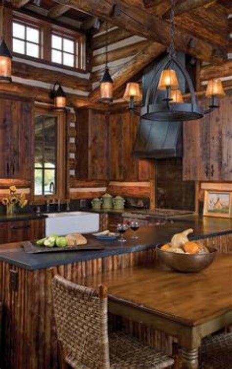 rustic cottage kitchens 17 best ideas about rustic cabin kitchens on 2044