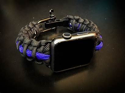 Thin Line Apple Band Enforcement Law Police