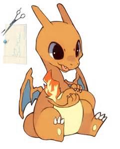 Cute Chibi Dragon Pokemon
