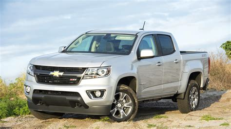2015 Chevrolet Colorado Review Autoevolution
