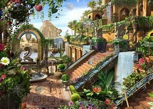 Image result for babylon hanging garden   Lindo's List ...