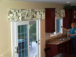Kitchen Window Valance Ideas Modern Kitchen Valances