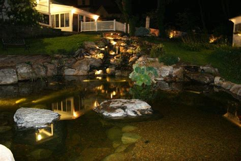 aquascape lighting aquascape landscape led pond lighting youngsville