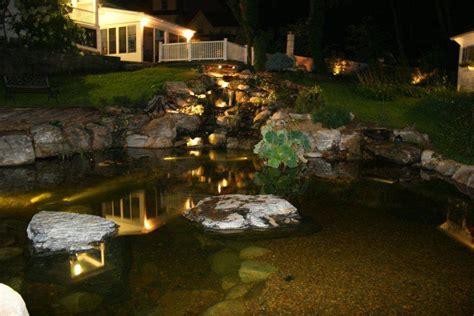 Aquascape Landscape Led Pond Lightingyoungsvillewake