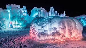 Instagrammers, get ready: A picturesque Ice Castle is ...