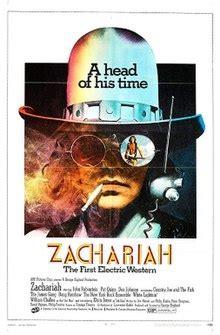 zachariah film wikipedia