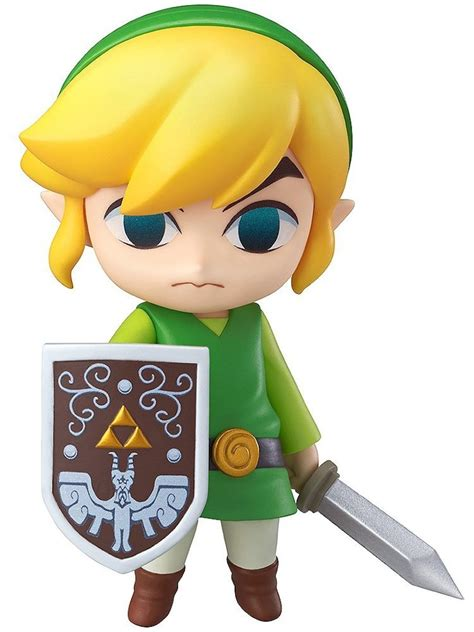 This Cel Shaded Link Figure Will Be A Must Own For Zelda