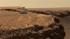 Mars Opportunity Rover: Nine Years on the Martian Surface ...