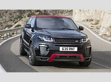 Land Rover Range Rover Evoque 2017 HSE Diesel Price