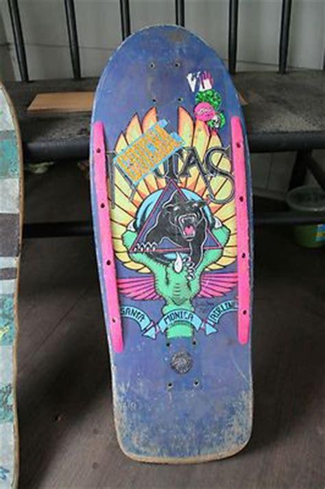 Natas Kaupas Deck Ebay by Natas Santa Airlines Skateboard Deck